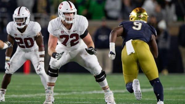 Walker Little, Offensive Tackle, Stanford - NFL Draft Player Profile