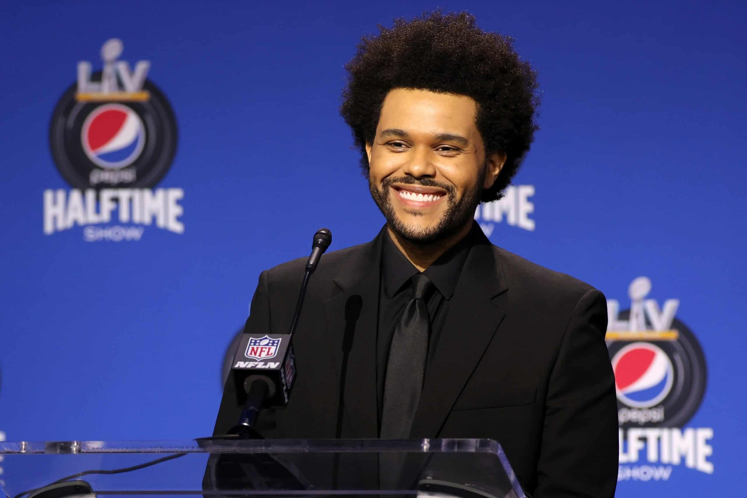Super Bowl halftime show 2021: Who is performing in Super Bowl 55? The Weeknd