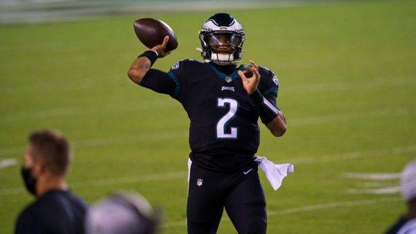 Will Jalen Hurts start for the Eagles in 2021?