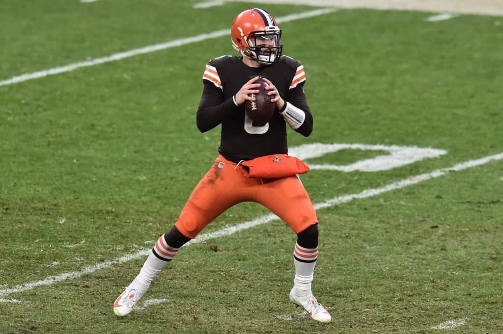 2018 NFL Redraft: Browns sticking with Baker Mayfield?