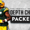 Green Bay Packers Depth Chart: Re-signing Aaron Jones boosts offense for 2021