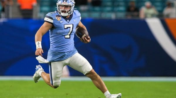 2022 NFL Mock Draft: Sam Howell goes one, joins Detroit Lions