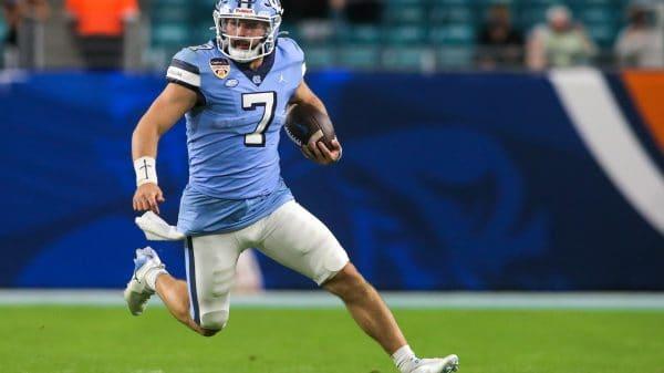 2022 NFL Mock Draft: Sam Howell goes one, joins Detroit Lions