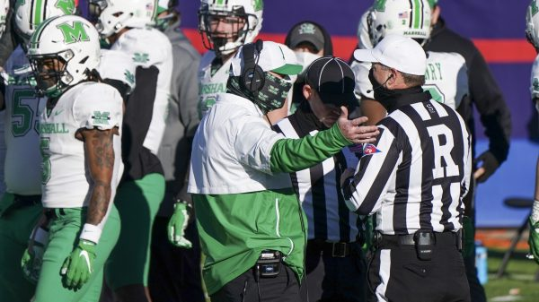 Marshall and Maryland Pro Days: Josh Ball the clear standout