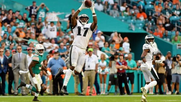 Alshon Jeffery Landing Spots: Potential suitors for Eagles WR
