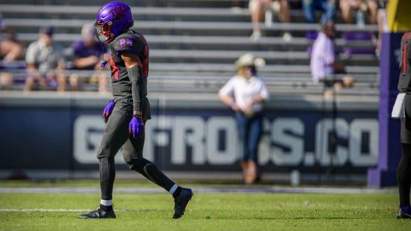 TCU Safety Ar'Darius Washington - NFL Draft Player Profile