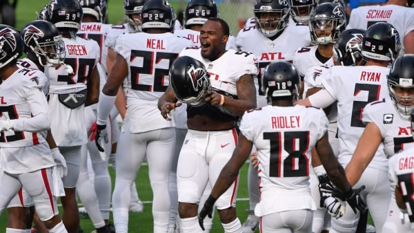 Atlanta Falcons Depth Chart: Who'll start at running back?