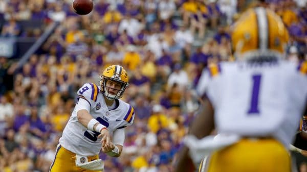 Bengals QB Joe Burrow isnt pushing for JaMarr Chase at fifth overall