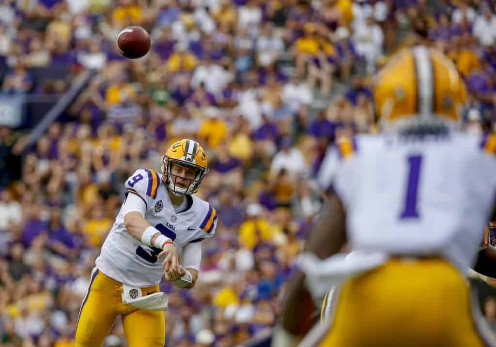 Bengals QB Joe Burrow isn't pushing for Ja'Marr Chase at fifth overall