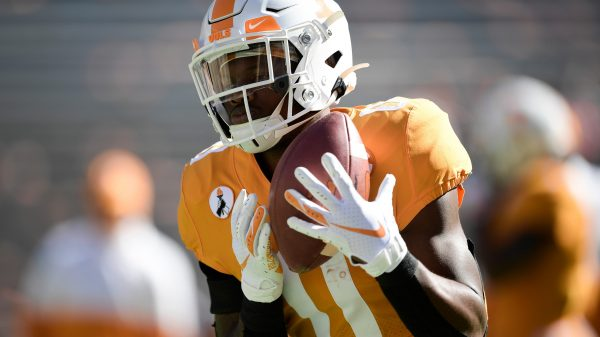 Bryce Thompson, CB, Tennessee - NFL Draft Player Profile