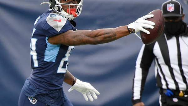 Corey Davis Landing Spots: Potential suitors for the Titans WR