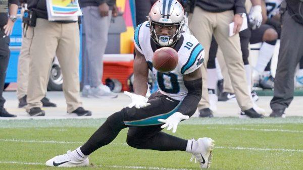 Curtis Samuel Landing Spots: Potential suitors for Panthers WR