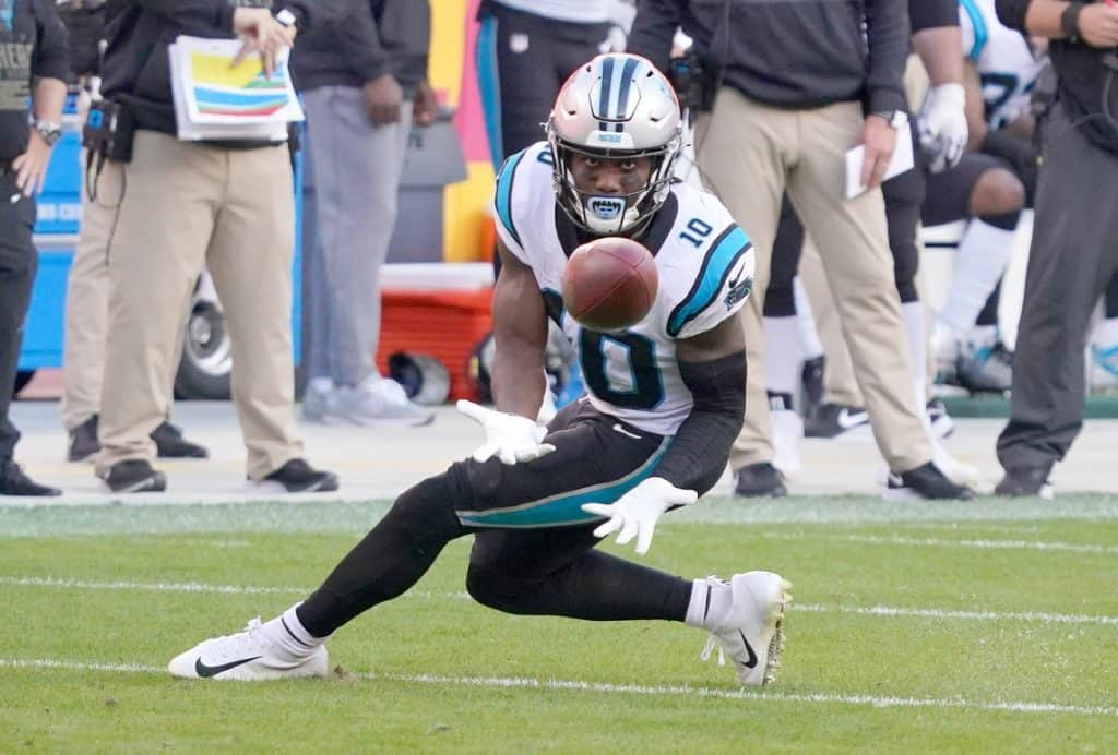 Curtis Samuel Landing Spots: Potential suitors for Panthers WR