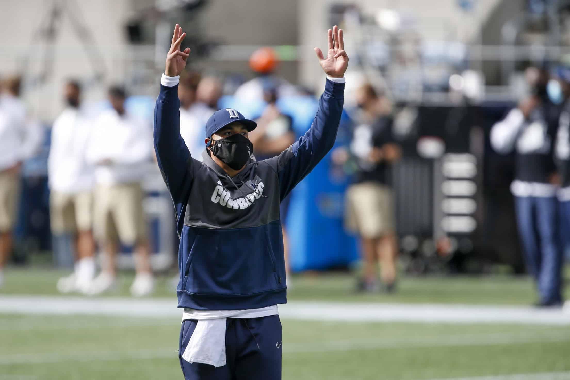 Dak Prescott fantasy impact with the Dallas Cowboys in 2021