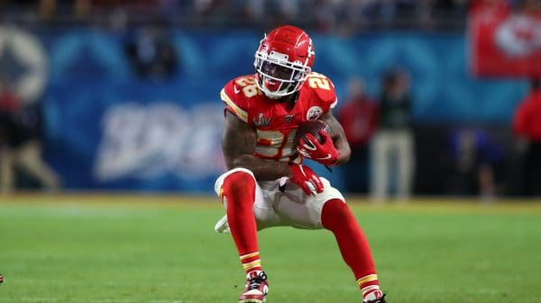 Damien Williams Landing Spots: Potential suitors for free agent running back