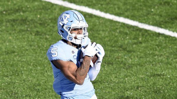 Dazz Newsome, WR, North Carolina - NFL Draft Player Profile