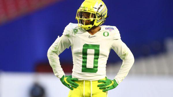 Deommodore Lenoir, CB, Oregon - NFL Draft Player Profile