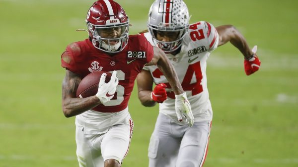 DeVonta Smith Draft Projection: 5 landing spots for Alabama WR