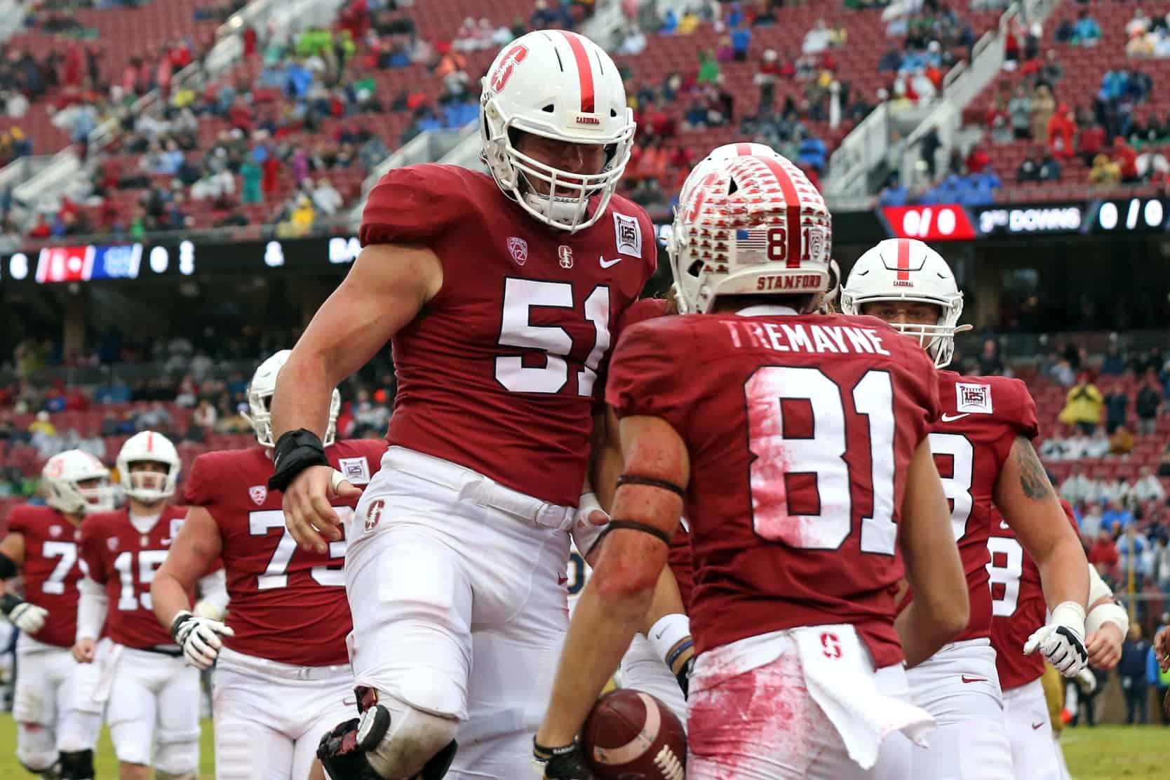 Drew Dalman, C, Stanford - NFL Draft Player Profile