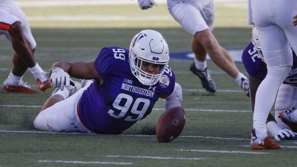 Earnest Brown IV, EDGE, Northwestern - NFL Draft Player Profile