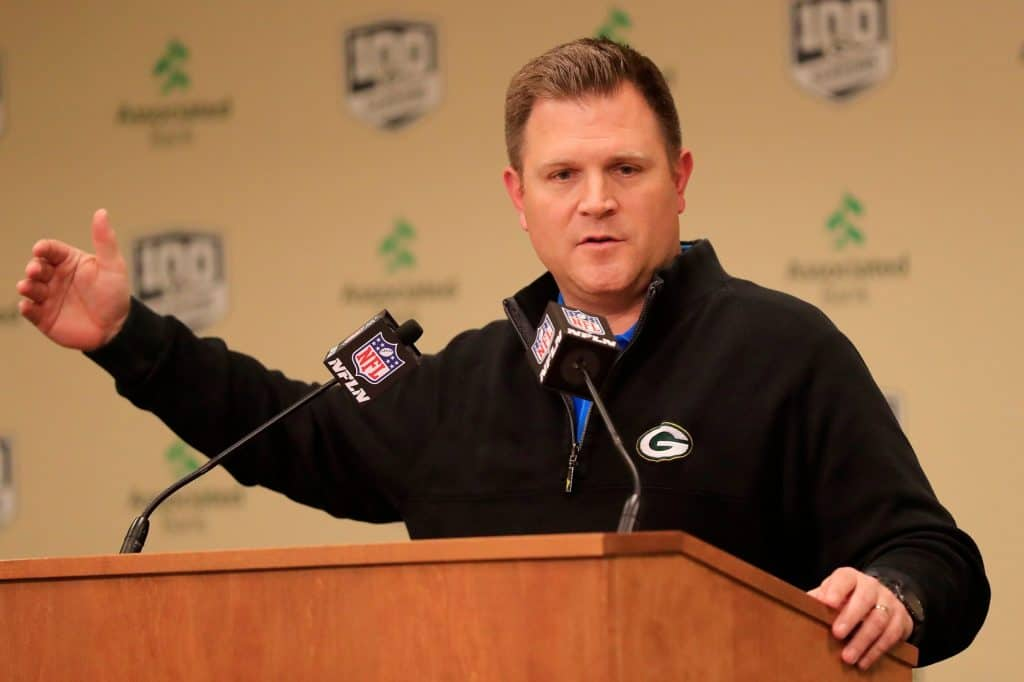 Green Bay Packers salary cap situation heading into 2021