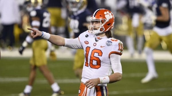 How many QBs will be drafted in the first round of the 2021 NFL Draft?