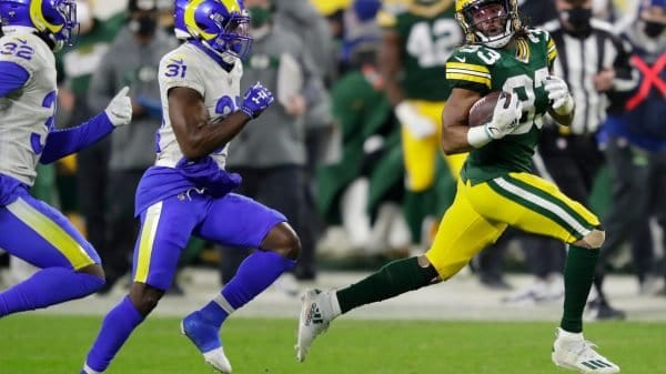 Is Aaron Jones worth the new $48 million dollar contract?