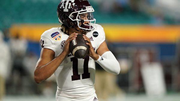 Is Kellen Mond a first-round QB in the 2021 NFL Draft?