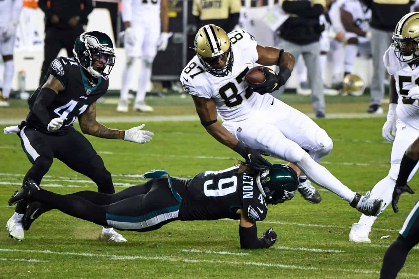 Jared Cook Landing Spots: Potential suitors for the former Saints TE
