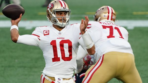 Can Jimmy Garoppolo still be a valuable starting QB in the NFL?
