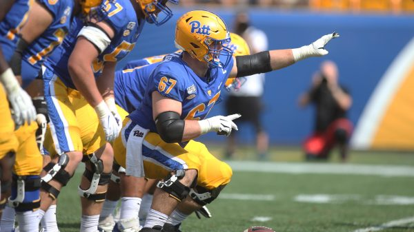 Jimmy Morrissey, C, Pittsburgh - NFL Draft Player Profile