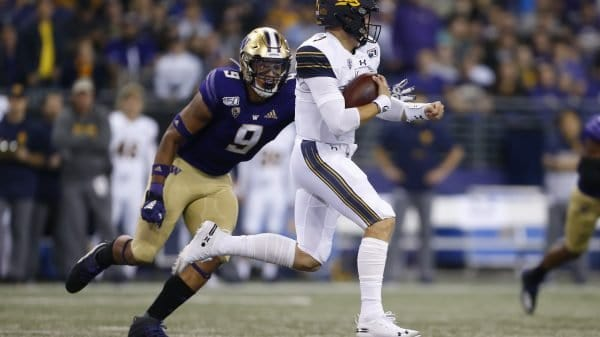 Joe Tryon, EDGE, Washington - NFL Draft Player Profile