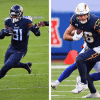 Jonnu Smith vs. Hunter Henry: Better TE for New England?