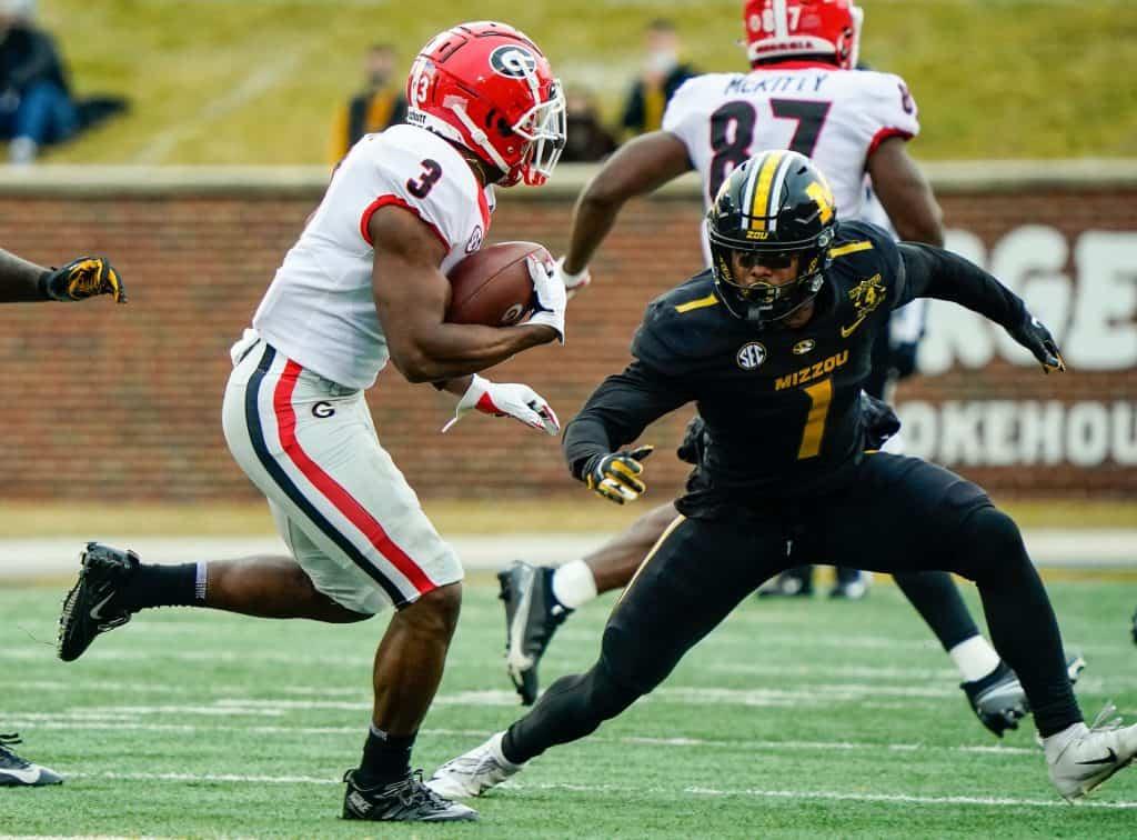 Joshuah Bledsoe, S, Missouri - NFL Draft Player Profile