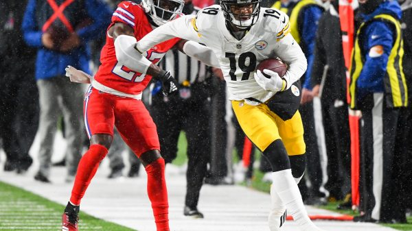 JuJu Smith-Schuster Free Agency Rumors: Will he sign today?