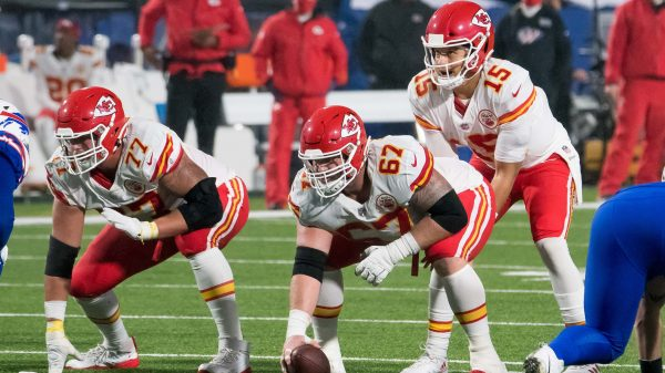 Kansas City Chiefs using free agency to rebuild offensive line