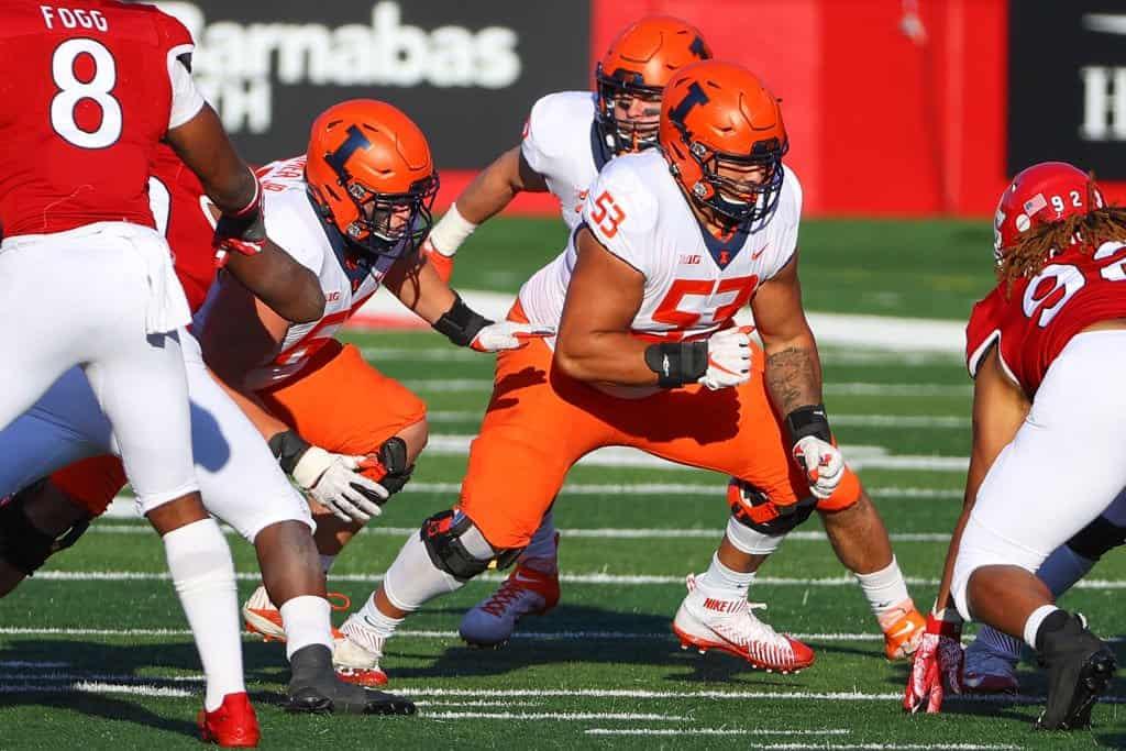 Kendrick Green, OG, Illinois - NFL Draft Player Profile