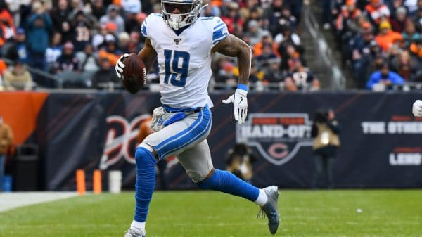 Kenny Golladay Free Agency Rumors: Will he sign today?