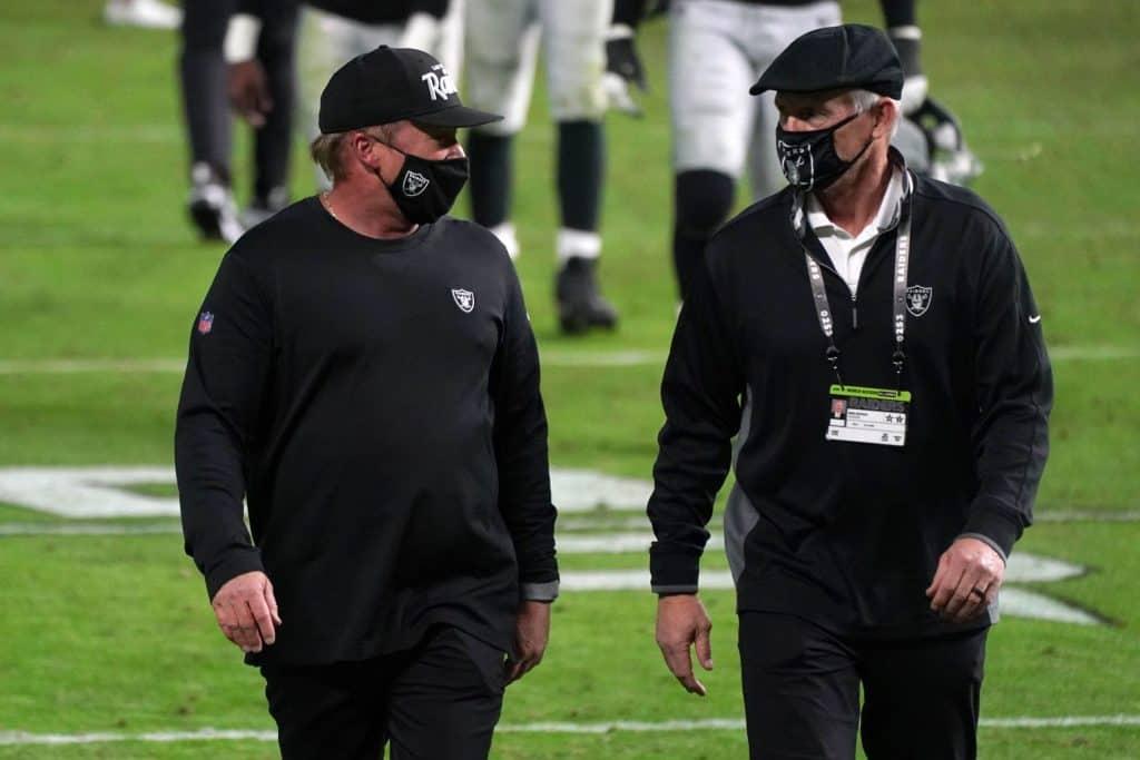 Las Vegas Raiders salary cap situation heading into 2021