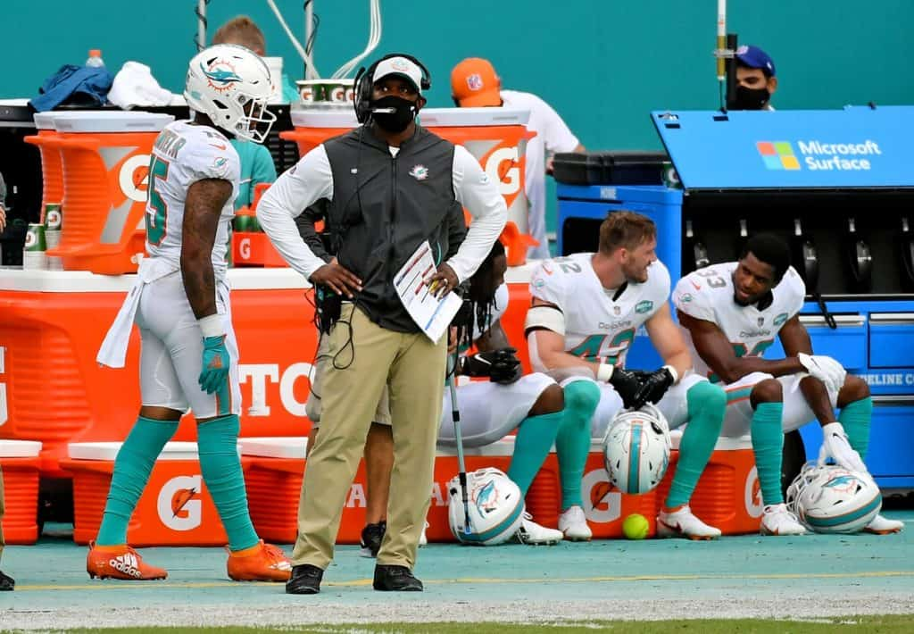 Miami Dolphins Depth Chart: Wide receiver room getting crowded