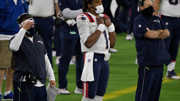 New England Patriots signings so far are a D-minus disguised as an A-plus