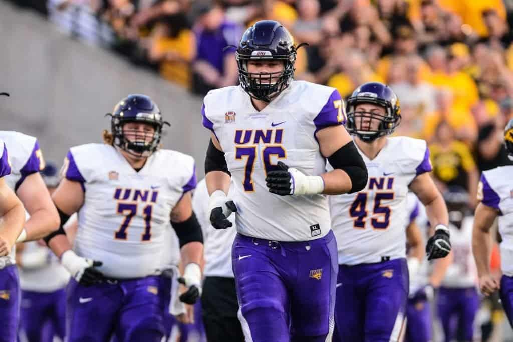 Northern Iowa Pro Day 2021: Elerson Smith, Spencer Brown showcase talent