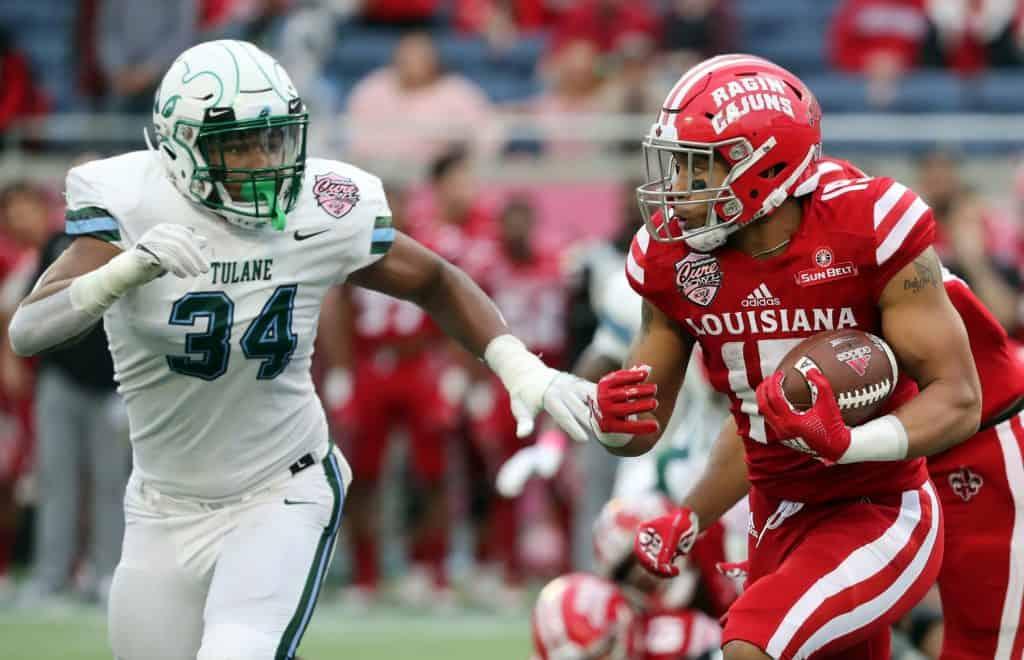 Patrick Johnson, EDGE, Tulane - NFL Draft Player Profile