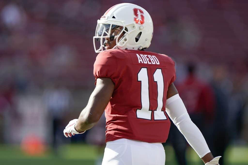 Paulson Adebo, CB, Stanford - NFL Draft Player Profile