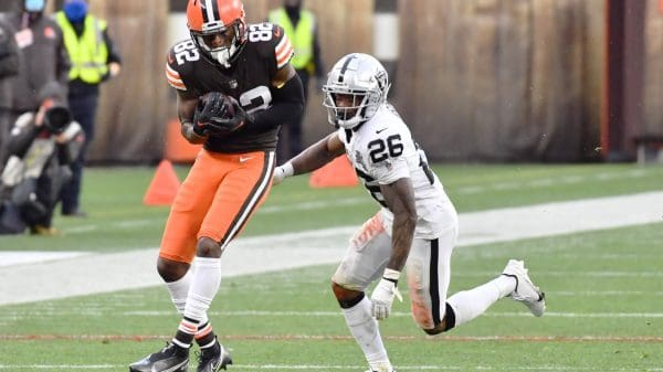 Rashard Higgins Landing Spots: Potential suitors for free agent wide receiver