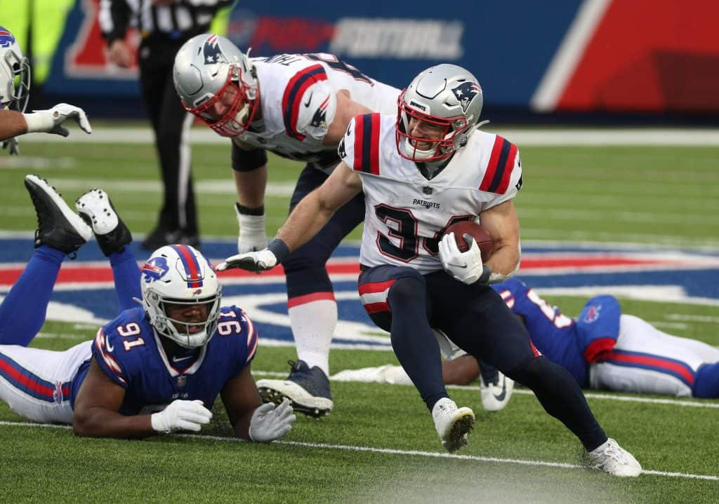 Rex Burkhead Landing Spots: Potential suitors for free agent running back