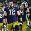 Robert Hainsey, OG, Notre Dame - NFL Draft Player Profile