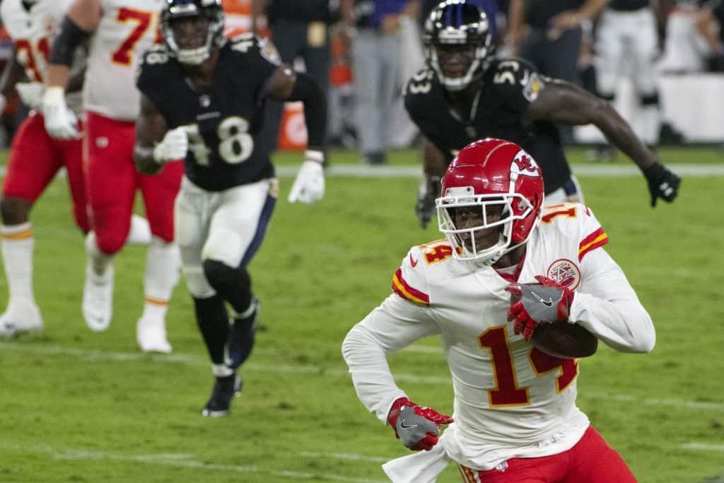 Sammy Watkins Landing Spots: Potential suitors for Chiefs WR