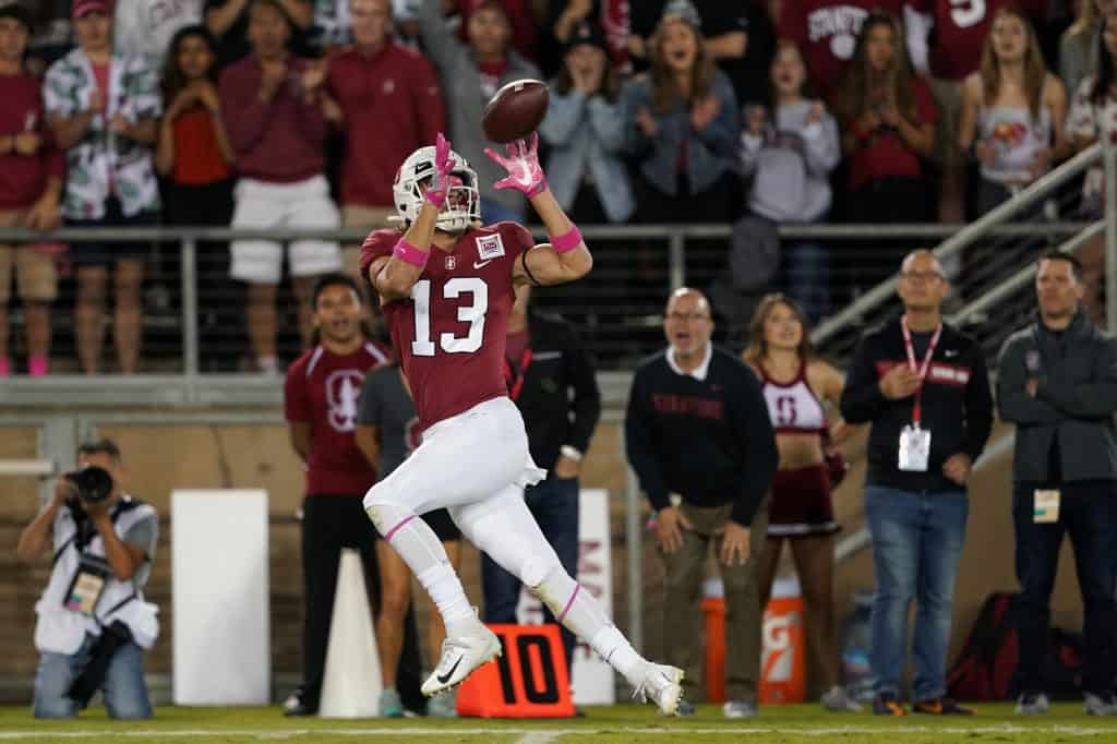 Simi Fehoko, Wide Receiver, Stanford - NFL Draft Player Profile