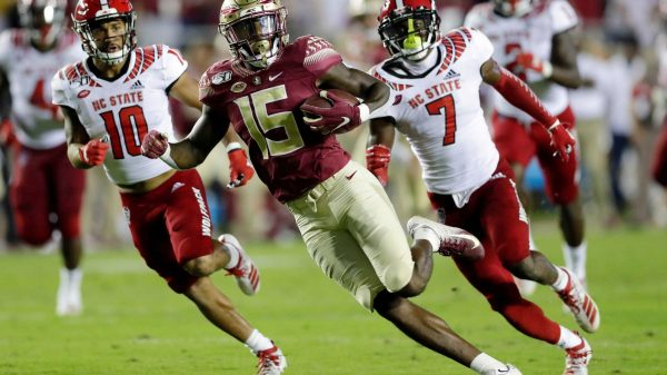 Tamorrion Terry, WR, Florida State - NFL Draft Player Profile